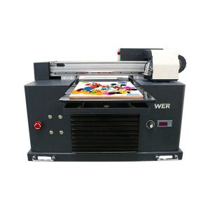 a4 ยูวีเครื่องพิมพ์สากลเครื่องพิมพ์แบนนูนปกโทรศัพท์พิมพ์เสื้อยืด