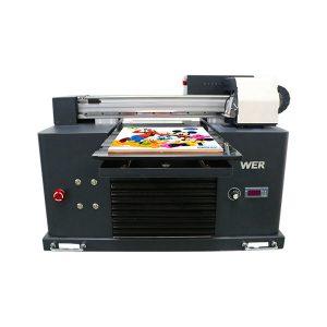 a4 เครื่องพิมพ์ flatbed uv สำหรับขวดโลหะ