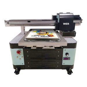 เครื่องตัดเย็บเสื้อผ้าอัตโนมัติขนาด a2 ยูวีเครื่องการพิมพ์เสื้อยืด