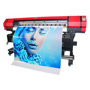 เครื่องพิมพ์อิงค์เจ็ทเชิงนิเวศตัวทำละลายที่มีอัตราการถ่ายโอนสูง