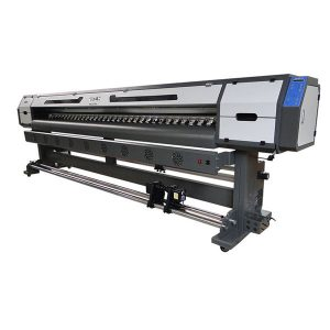 uv เครื่องพิมพ์ดิจิตอลสำหรับการพิมพ์แบนเนอร์วอลล์เปเปอร์ผ้าใบไวนิล carsticker