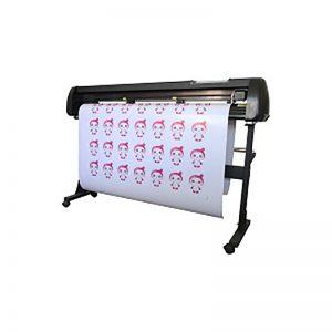 เครื่องตัดสติกเกอร์ไวนิลตั้งโต๊ะเครื่องตัดล็อตเตอร์ WER-HX720
